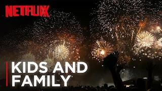 It's Almost Midnight   Netflix 2016 Kids NYE Countdown   Netflix
