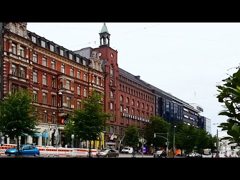 Stadium Forum Store, Mannerheimintie Street in Helsinki, Finland