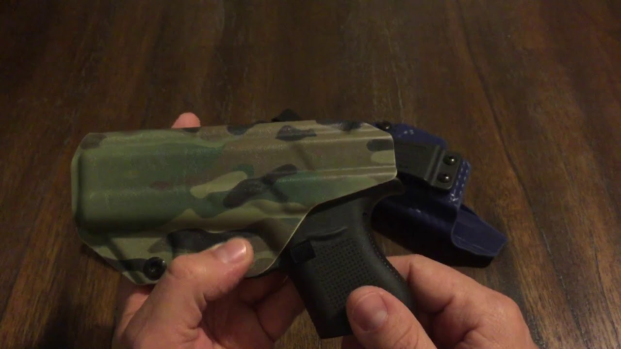 Tulster holster review glock 43