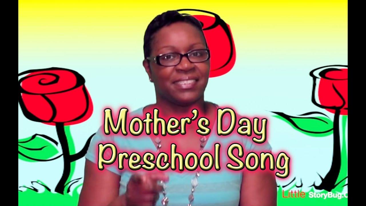 Mother's Day Preschool Song - Littlestorybug - YouTube