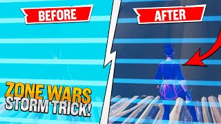 How to See Through The Storm In Fortnite! - Fortnite Zone Wars