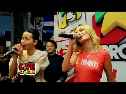 Alexandra Stan & INNA - We Wanna | PREMIERA ProFM LIVE Session