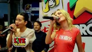 Alexandra Stan & INNA - We Wanna PREMIERA ProFM LIVE Session