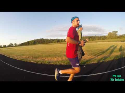 Beer Mile Workout