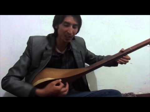 Rahmat, Interview and Hazaragi Dambora song, Kabul, Cultural Project, ipso Afghanistan