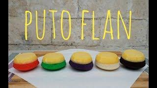 Puto Flan | How to make Puto Flan (Food Business)