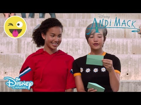 Andi Mack | SNEAK PEEK: Season 3 Episode 8 First 5 Minutes | Disney Channel UK