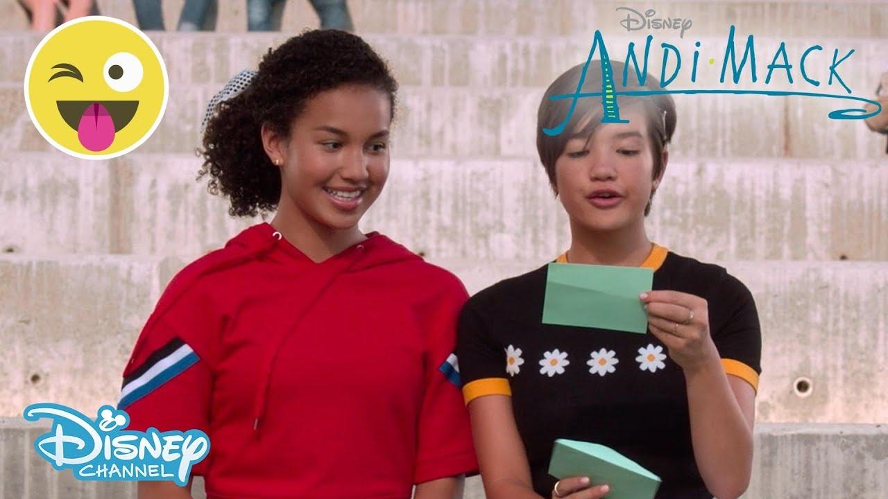 Download Andi Mack | Season 3 Episode 8 First 5 Minutes | Disney Channel UK