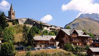 La Grave la Meije et Col du Lautaret (mountain landscapes) HD