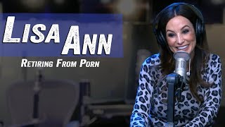 Lisa Ann - Retiring From Porn - Jim Norton & Sam Roberts