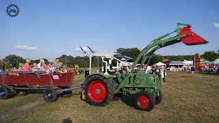 Traktory w SKANSENIE w Borówku i Festyn w Wilkowej 2019