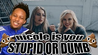 NICOLE ARBOUR - THIS IS AMERICA WOMENS EDIT [VIDEO REACTION] | @Shellitronnn
