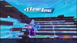 Galaxy Skin Drops 12 Kills In Solo (Fortnite Battle Royale)