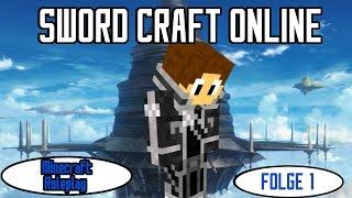 Sword Craft Online | Folge 1| Was ist das für ein Ort? (Minecraft Roleplay)