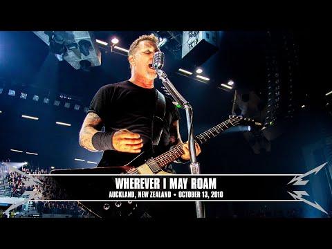 Metallica: Wherever I May Roam (MetOnTour — Auckland, New Zealand — 2010)