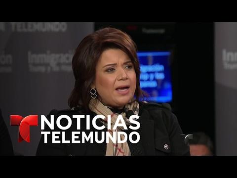 Programa especial sobre inmigración, Trump y los hispanos | Noticiero | Noticias Telemundo