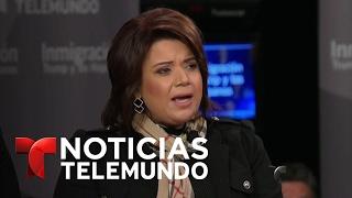 Programa especial Inmigración, Trump y los Hispanos | Noticias Telemundo
