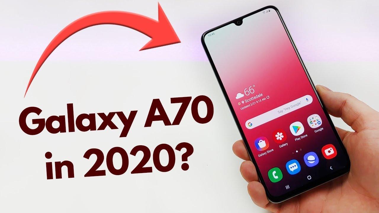 Download Samsung Galaxy A70 in 2020 - Still Worth Buying?