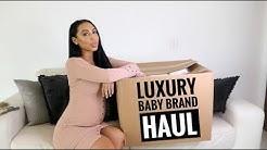 LUXURY BABY HAUL! WHAT I GOT MY SON | CHILDSPLAY CLOTHING