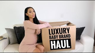 LUXURY BABY HAUL! WHAT I GOT MY SON | CHILDSPLAY CLOTHING