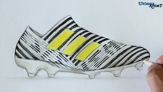 Adidas Nemeziz 17+ 360 Agility Cleats | Art