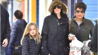 Shiloh, Knox, Vivienne Jolie Pitt Look All Grown Up On 2017 NYE Ski Trip
