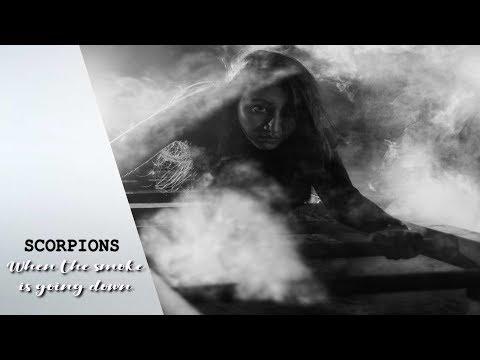 SCORPIONS - When The Smoke is Going Down   lyrics  