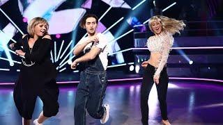 Cengiz Al en Skal vi danse semana 10 segundo baile