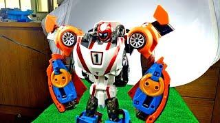 機器戰士TOBOT | YOYOTV | 機器人 | 變型 | kids playground|車子|玩具車|玩具|巧虎|健達出奇蛋|孩子們的遊樂場|5歲
