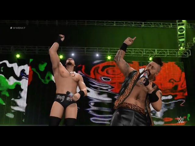 WWE Alexa Bliss Raw Femme NXT Elite Series 53 Mattel Wrestling Figure Action