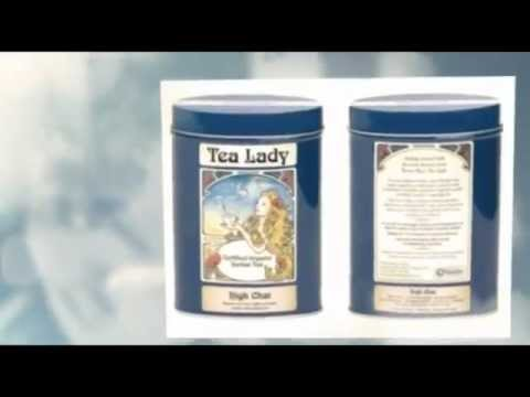 Organic Tea The Tea Lady Organic Herbal Teas