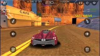 City Racing Lite / 3d Sports Car Racing Games / Android Gameplay #6