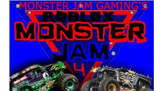 ROBLOX MONSTER JAM SEASON 4 KICKOFF