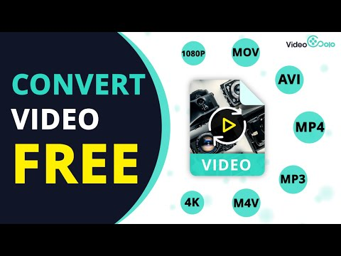 VideoSolo Free Video Converter | Convert Any Video For FREE