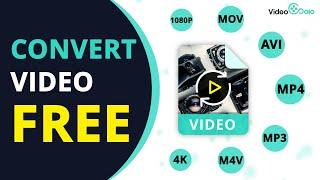 Video VideoSolo Free Video Converter | Convert Any Video For FREE download MP3, 3GP, MP4, WEBM, AVI, FLV Maret 2018