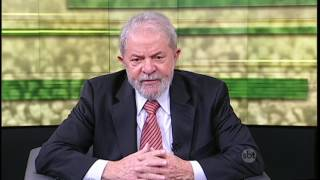 Exclusivo: Kennedy Alencar entrevista o ex-presidente Lula - Parte 2