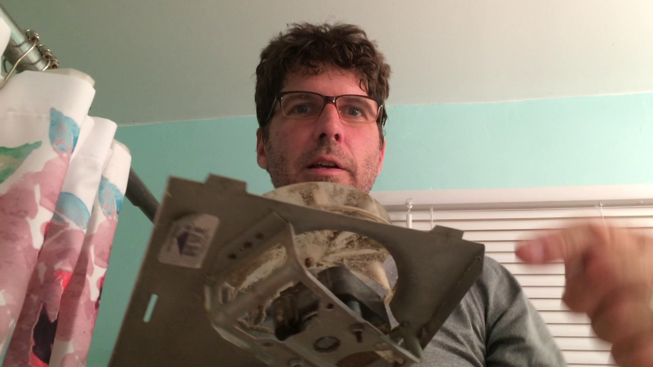 Replace Vent Fan On Broan 655 Heater Fan Light White Plastic