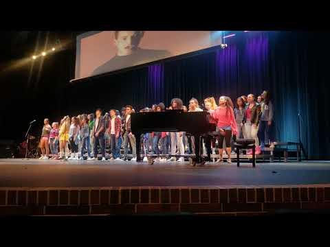 Whitney's 80's Medley 2019 Troy  Athens Choir