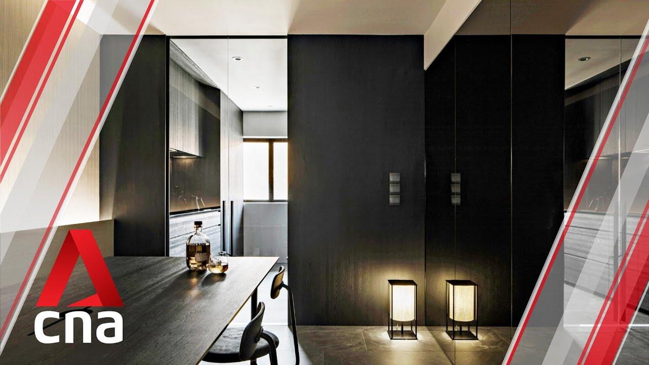 3 Room Flat making room: minimalist, open-concept 3-room hdb flat | cna lifestyle
