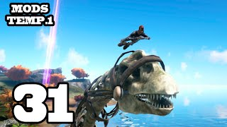 EL ESQUELETO ANDANTE!! ARK: Survival Evolved #30 Con Mods