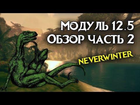 Видео Модуль 12.5. Обзор часть 2. Neverwinter Online