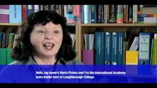 Loughborough College Flexible English Language Programmes
