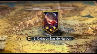 CAPÍTULO 3: CATACUMBAS DE NARBUK / #03 Raid: Shadow Legends