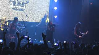 Amorphis - Wrong Direction - Santiago, Chile, 18/Apr/2019