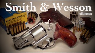 Smith & Wesson 627 PC Review - Little Big Gun