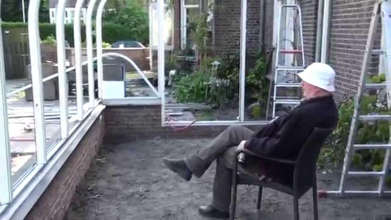 Zelf Serre Bouwen : Serre bouwen in minder dan minuten minuut youtube