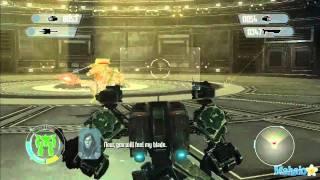 Front Mission Evolved Walkthrough - Level 16 - Vritra - Part 1/2