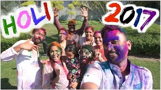 Lets Play Holi! A Day In My Life | ShrutiArjunAnand