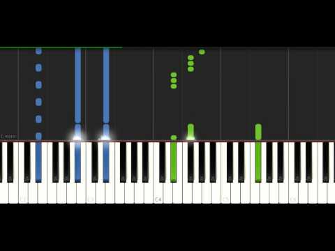 Awolnation - Sail - PIANO TUTORIAL