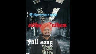 Sidhu& 39 s Anthem Sidhu moose wala full song Brown Boys 2019 full song